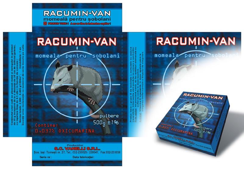 aRacuminVan